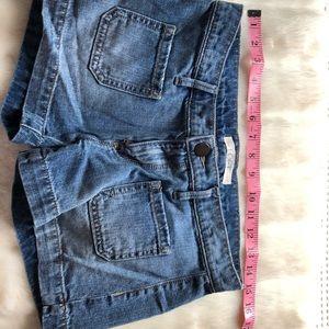 Loft shorts 00 denim